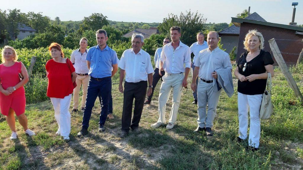 Družobné stretnutie obce Mužla a mesta Nyergesújfalu