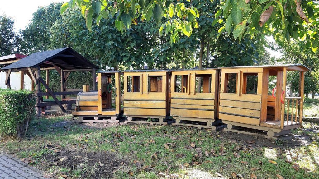 Zrekonštruované detské ihrisko v mužlianskej materskej škole