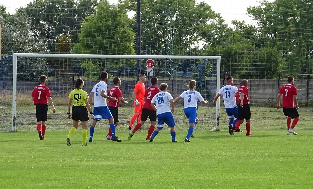 Az V.liga új idényének nyitány: AC Muzsla – Újgyalla 1:2