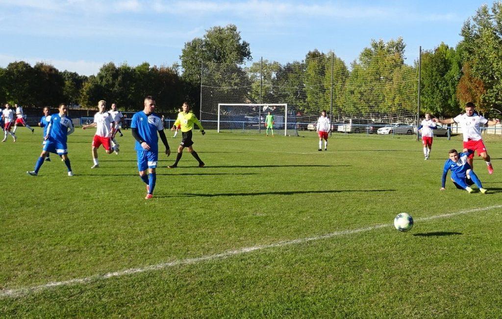 Az V.liga bajnoki mérkőzése:  AC Muzsla – Termál Bellegszencse 2:2