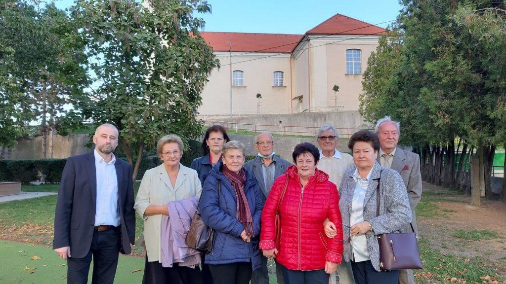 A muzslai Endrődy János Alapiskola vendégei voltak egykori tanárai