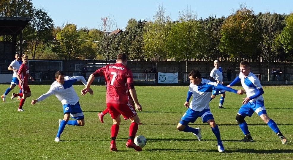 Az V.liga bajnoki mérkőzése:  AC Muzsla – Komját 4:0